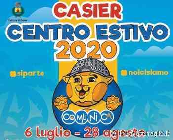 Casier, le novità dei Centri Estivi 2020 - Il Nuovo Terraglio