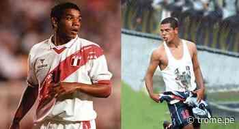 "Roberto 'Chispita' Holsen: ""'Cuto' Guadalupe se creyó Usain Bolt y retó a un tico""   ENTREVISTA - Diario Trome"