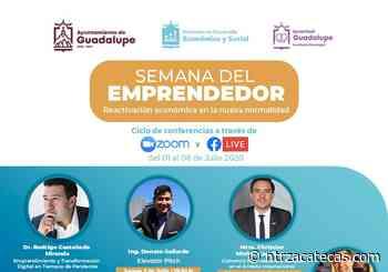 Mañana inicia Semana del Emprendedor en Guadalupe - NTR Zacatecas .com