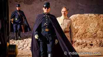 Waiting for the Barbarians trailer: Johnny Depp, Robert Pattinson and Mark Rylance starrer takes on colonialism - The Indian Express