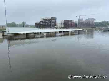 Nieuwe beweegbare brug in Harelbeke - Focus en WTV