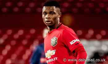 Former Man United winger Largie Ramazani closing in on move to Spanish second division side Almeria
