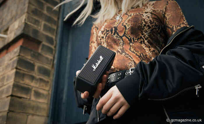 Marshall introduces new compact speaker
