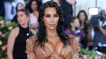 Kim Kardashian: Wespentaille-Video macht Fans wütend - Gala.de