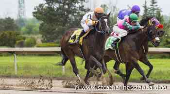 Fort Erie Race Track wraps up June with Monday, Tuesday race programs - StCatharinesStandard.ca