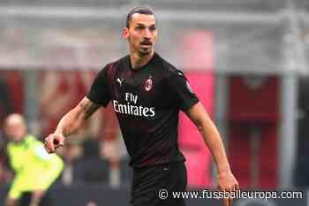 Gute Nachrichten für Zlatan Ibrahimovic - Fussball Europa