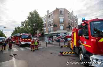 Livry-Gargan : un immeuble évacué en urgence après un incendie - Le Parisien