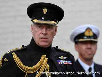 EPSTEIN: Prince Andrew should have been fired in 2011 - Wallaceburg Courier Press