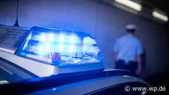 Nach Unfallflucht in Schmallenberg: Polizei sucht Opfer - Westfalenpost