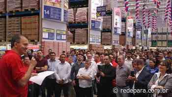 Mateus inaugura mega loja na Pedreira e acirra disputa pelo mercado atacarejo em Belém - REDEPARÁ