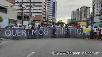 Moradores fazem protesto pedindo justiça por morte de jovem na Pedreira - Diário Online
