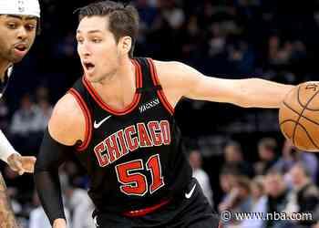 Bulls 2019-2020 Season Highlights: Ryan Arcidiacono