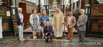 Guido Debree vijftig jaar priester (Pepingen) - Het Nieuwsblad