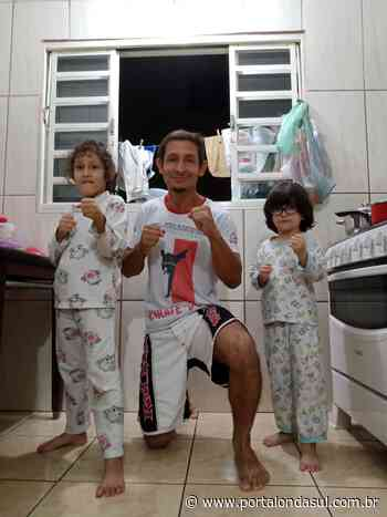 Instrutor e Sensei de Carmo completa Desafio 'One Punch Man'; desafio dos 100 dias - Portal Onda Sul
