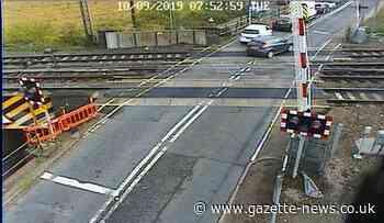 Speed cameras installed at Manningtree level crossing