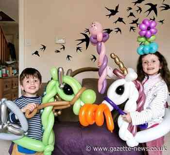 Mistley balloon-maker finalist in child entertainment awards