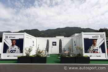 Gallery: The Formula 1 paddock reconvenes in Austria