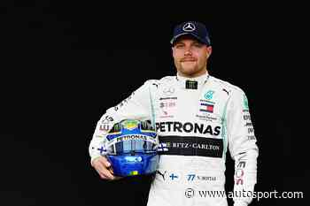 Is It Just Me? Podcast: Is 2020 Bottas' last chance at the title?