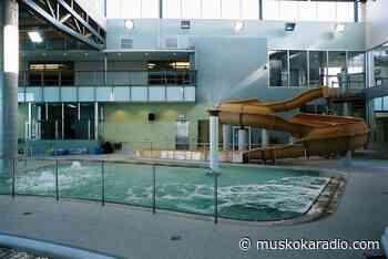 Difficulties Reopening Bracebridge Sportsplex Swimming Pool - The Bay 88.7FM #WeAreMuskoka - Hunters Bay Radio