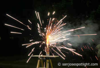 As illegal fireworks are on the rise, San Jose hopes to crack down - San José Spotlight