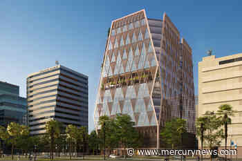Downtown San Jose office tower unveiled, contains coronavirus-era features - The Mercury News