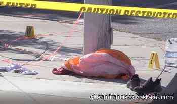 CHP Investigating Pedestrian Shooting On San Jose Freeway Off-Ramp - CBS San Francisco