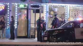 Police Investigate Shooting at San Jose Restaurant - NBC Bay Area