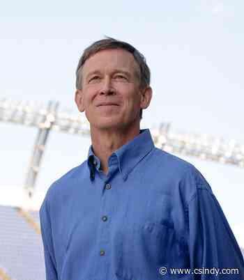 Hickenlooper wins primary, will take on Gardner