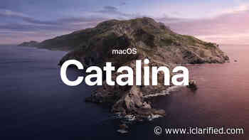 Apple Releases macOS Catalina 10.15.6 Beta 3 [Download] - iClarified