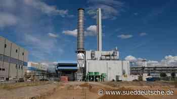 Rund 125 Millionen Euro für Umbau von Kraftwerk in Leuna - Süddeutsche Zeitung