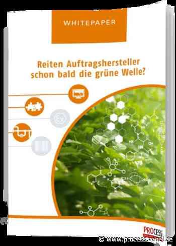 Download || Grüne Chemie und Auftragssynthesen – ein Widerspruch? - Process