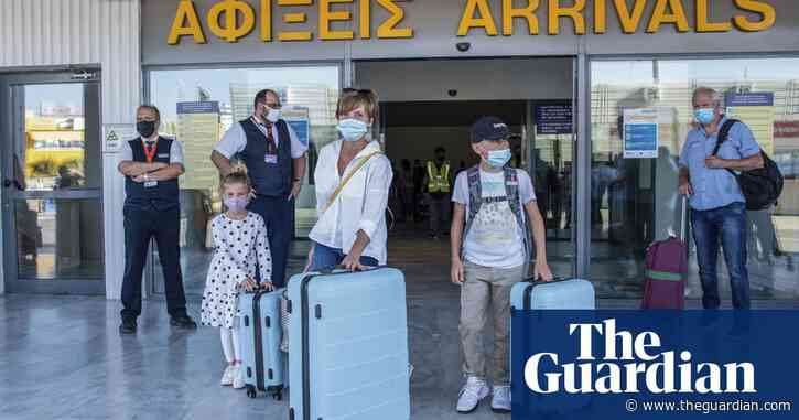 Global report: first tourists in Greece as UN warns of tourism blow