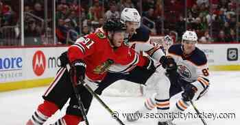 NHL's 24-team format: Blackhawks set to play Oilers in Edmonton; Chicago not named hub city