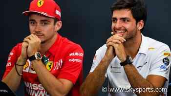 Sainz on McLaren 'focus', Ferrari move