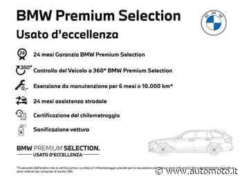 Vendo BMW Serie 3 Touring 320d Luxury usata a Castelfranco Veneto, Treviso (codice 7567817) - Automoto.it
