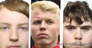 The criminals locked up in Bristol in June 2020