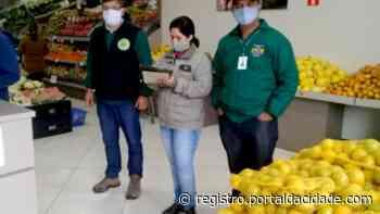 Vigilância em Saúde reforça a fiscalização em Cajati com multas de até R$ 1.000 - Adilson Cabral