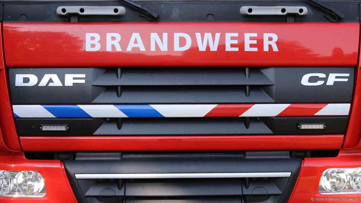 Brand bij bedrijf op bedrijventerrein Holtum-Noord - Sittard-Geleen.nieuws.nl