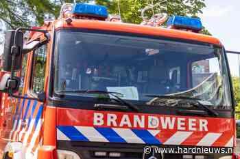 Brand bij bedrijfspand van DHL, Holtum-Noordweg Born - Hardnieuws