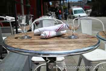 Barnet Council to cut costs of outdoor seating licences