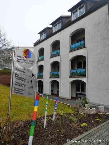 Markdorf: Berlin ermöglicht Erhalt des Markdorfer Mehrgenerationenhauses - SÜDKURIER Online