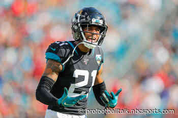 A.J. Bouye: I didn't know how to handle everything that went wrong in Jacksonville