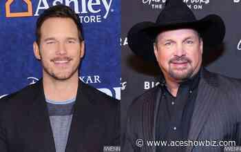 Chris Pratt to Go Country on Top Secret Project With Garth Brooks - AceShowbiz Media