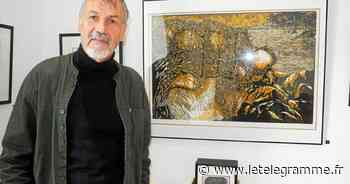 Serge Marzin, graveur-buriniste, expose à la galerie Tea Brao - Le Télégramme