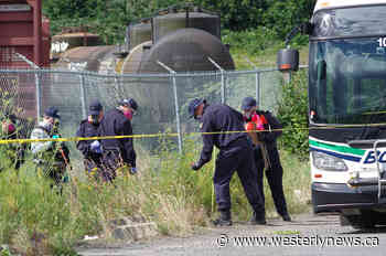 Body found at bus exchange in Nanaimo, RCMP investigating - Westerly News