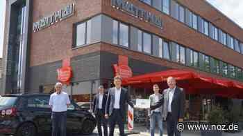Baudienstleister Matthäi eröffnet Standort in Lingen - Neue Osnabrücker Zeitung