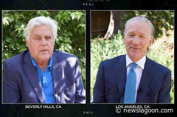 Bill Maher Jokes With Jay Leno & Interviews Nancy Pelosi About Coronavirus Stimulus On HBO's 'Real Time' - News Lagoon - News Lagoon