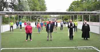 Neue Sportanlage am Schulzentrum in Brakel eingeweiht - Neue Westfälische