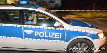 Diebstahl in Stahnsdorf: Anhänger mit Aufbau entwendet - Märkische Allgemeine Zeitung