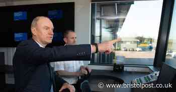 Bristol Airport's CEO gives update on its future and jobs